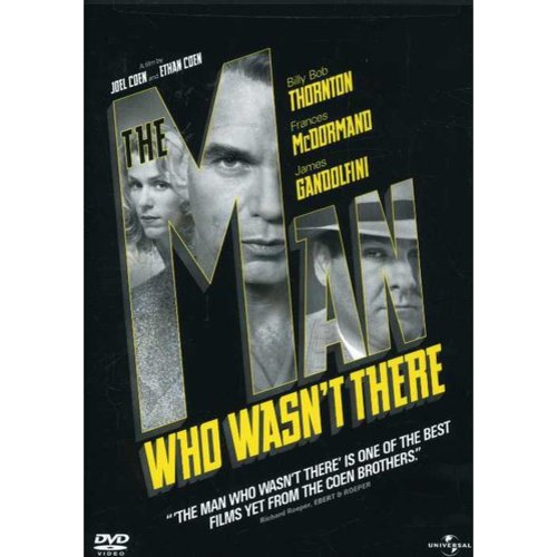 The Man Who Wasn't There (Widescreen)