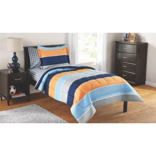 Zoomie Kids Kemper 5 Piece Comforter Set