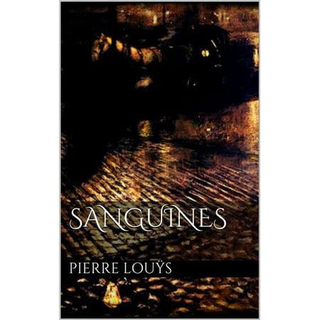 Sanguines - eBook