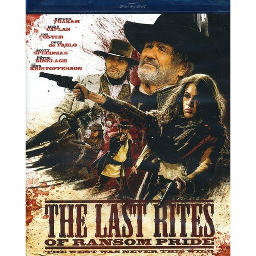 The Last Rites Of Ransom Pride (Blu-ray) (Widescreen)