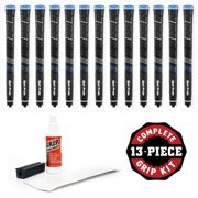 Golf Pride CP2 Wrap Undersize - 13pc Golf Grip Kit (with tape, solvent, vise clamp)