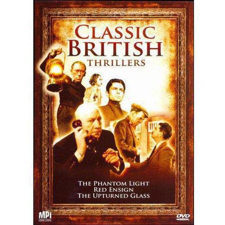 Classic British Thrillers  Full Frame