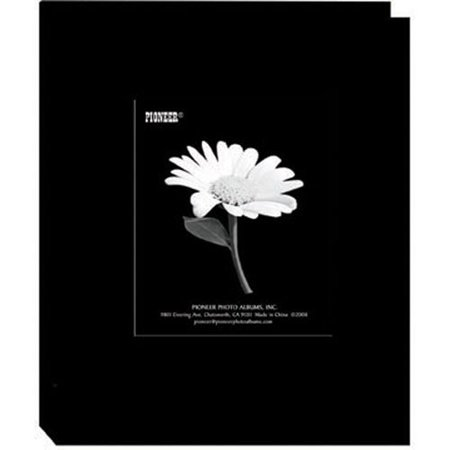Pioneer DA-46CBF Mini Fabric Album 4x6 (24 photos) Deep Black](Wedding Photo Albums 4x6)