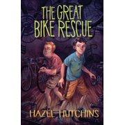 The Great Bike Rescue - eBook