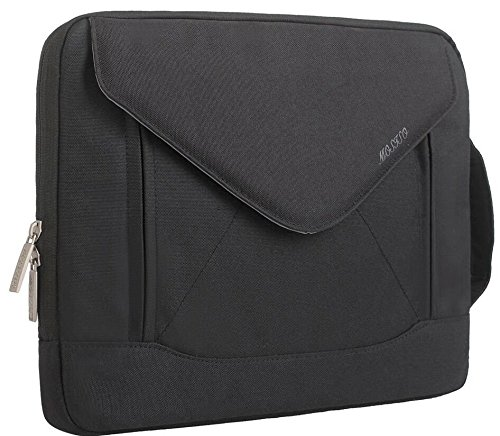 Mosiso Laptop Case Envelope Nylon Fabric 14 Inch Laptop Notebook Computer Macbook Air Macbook Pro Shoulder Bag Case Pouch Sleeve Black Walmart Com Walmart Com