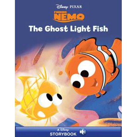 Finding Nemo: Ghost Light Fish - eBook