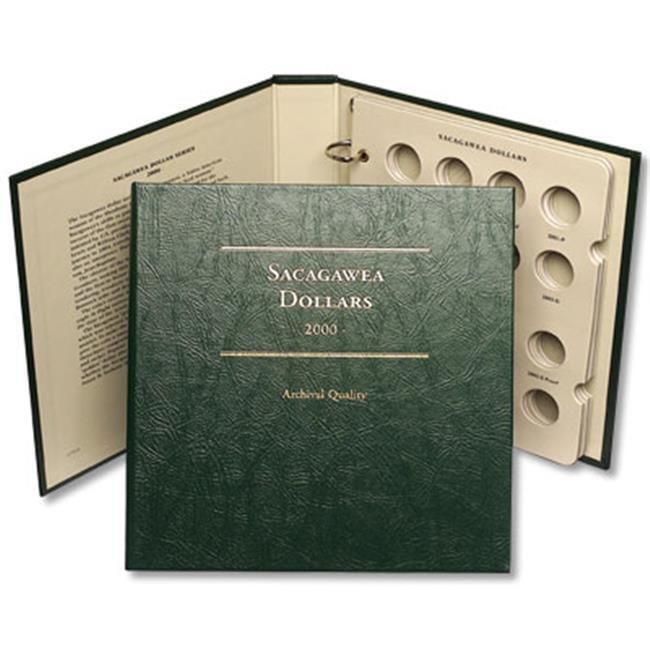 Littleton Coin LCA59 Sacagawea Dollar Album 2000-Date- Ca...