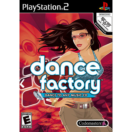 Dance Factory (PS2)