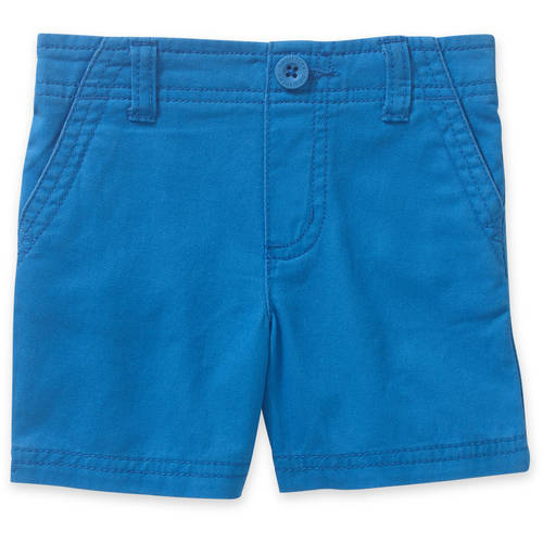 Assorted Colors and Sizes Healthtex Toddlers Flat Front Shorts