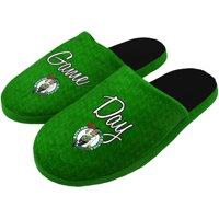 Boston Celtics Women's Slogan Slippers