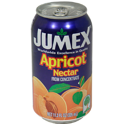 Jumex Apricot Nectar, 11.3 oz (Pack of 24)