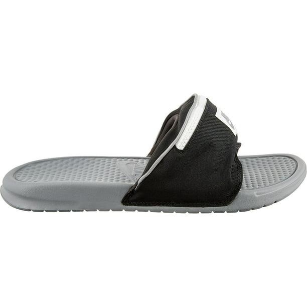 apertura melón pompa  Nike - Nike Benassi JDI Fanny Pack Slides - Walmart.com - Walmart.com