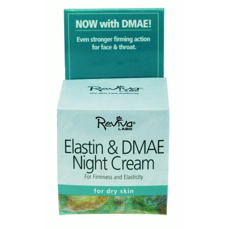 1 Ounce Reviva Labs - Reviva® Labs Firming Professional Strength Elastin + DMAE Night Créme 1.5 oz. Box