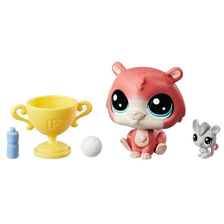 Littlest Pet Shop Trip Hamston & Molly Mouseby - Littlest Pet Shop Cupcakes