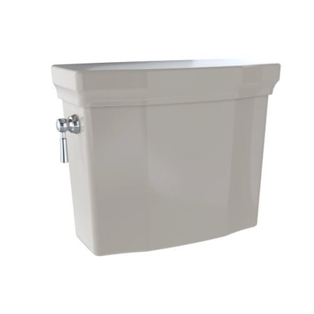 TOTO Promenade II 1G 1.0 GPF Toilet Tank, Bone - ST403U#03 1 Piece Toilet Bone