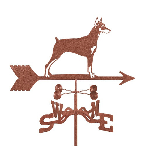 EZ Vane Inc Doberman Weathervane by