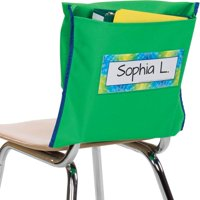 Store More® Deep-Pocket Chair Pockets - Green