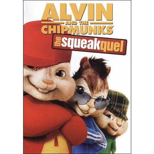 Alvin And The Chipmunks 2: The Squeakquel (Widescreen)