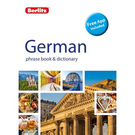 Berlitz Phrase Book & Dictionary German (Bilingual Dictionary)](Halloween Phrases In German)