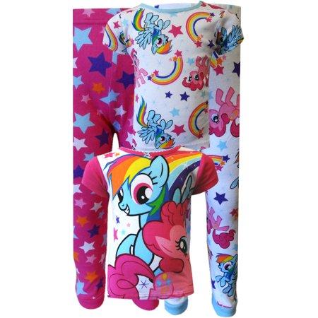 36c9a3926 My Little Pony - My Little Pony Pinkie Pie And Rainbow Dash 4 Piece ...