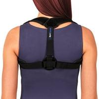 RiptGear Posture Corrector for Women and Men Adjustable Shoulder Back Brace