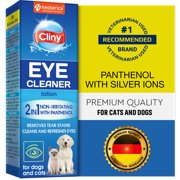 Best Eye Stain Remover For Dogs - Cliny Universal Pet Eye Cleaner for Dogs Review
