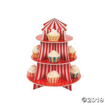 Tier Cupcake Holder Centerpiece Birthday Decorations](Cupcake Centerpieces)