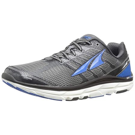 Altra Men's Provision 3.0 Lace-Up Athletic Running Shoes Charcoal/Blue Size (Worlds Best Running Shoe)