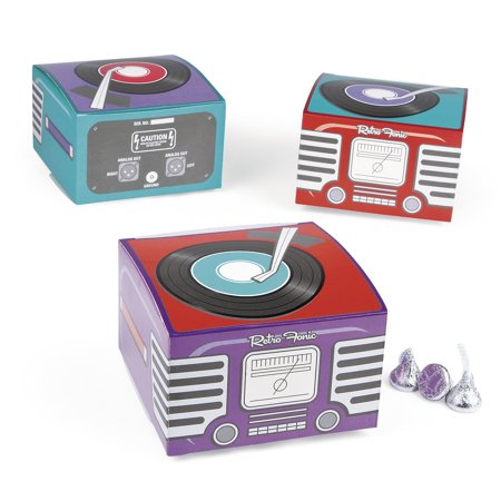 Rockin 50's Favor Boxes (12)