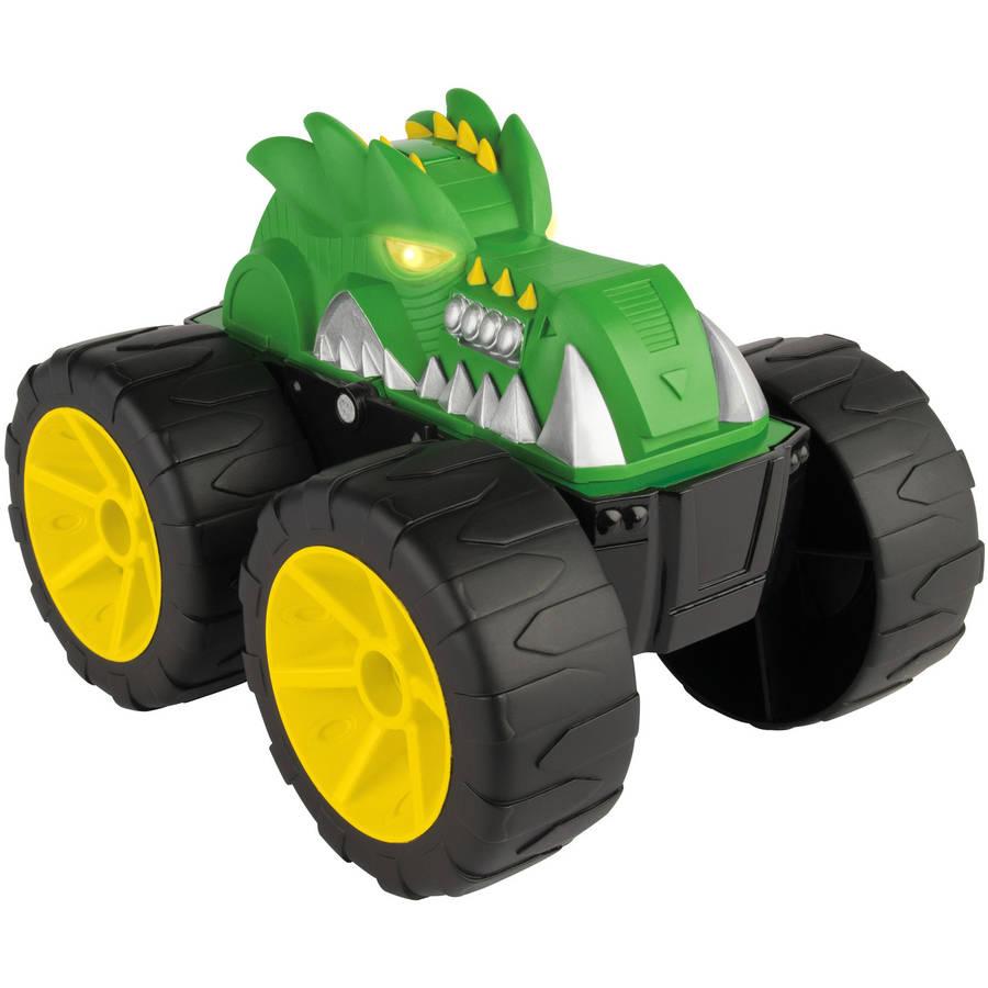 John Deere Monster Treads Flippers Alligator Gator