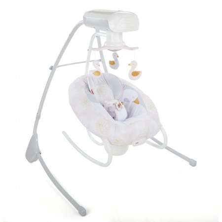 Fisher-Price 2-in-1 Deluxe Cradle 'n Swing, My Sweet