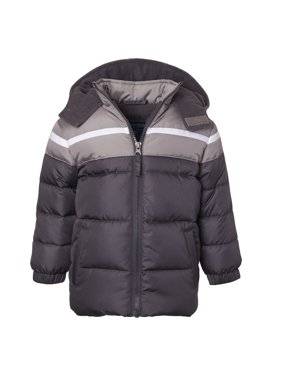 Cherokee Baby Toddler Boy Colorblock Winter Jacket Coat