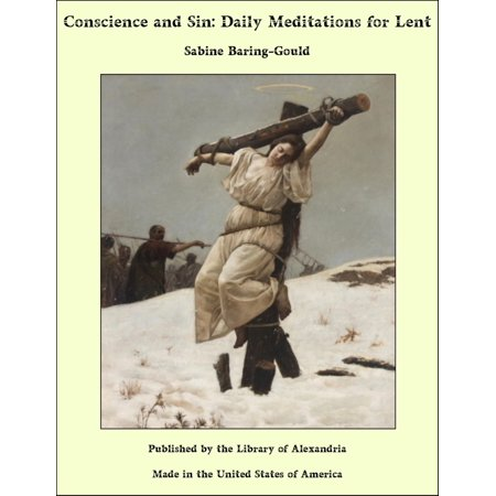 Conscience and Sin: Daily Meditations for Lent - eBook (Lentes Rosas)