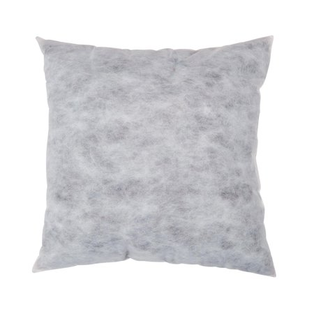 23 Quot Hypoallergenic Recycled White Square Throw Pillow