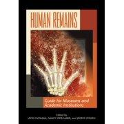 Human Remains - eBook