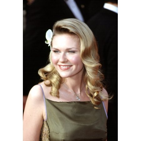 Kirsten Dunst At The Screen Actors Guild Awards Rolled Canvas Art     8 X 10