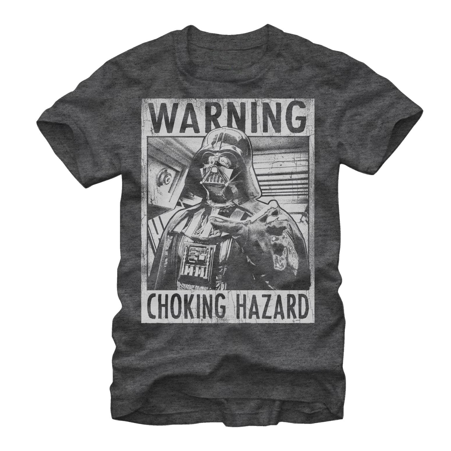 Star Wars Men's Choking Hazard T-Shirt
