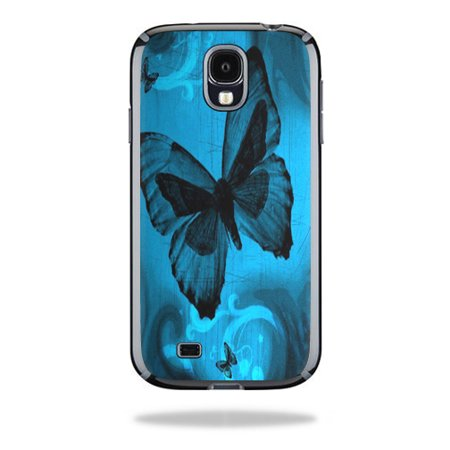 watch 3b1d2 cb470 Mightyskins Protective Vinyl Skin Decal Cover for Speck CandyShell Samsung  Galaxy S4 Case wrap sticker skins Dark Butterfly