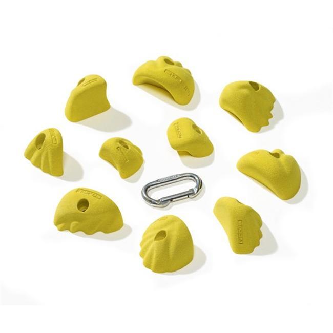 Nicros HBF Jugs Lions Handholds - Yellow