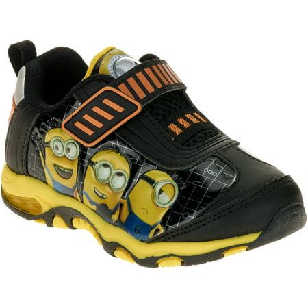 competitive price 2de96 3be60 Despicable Me - Minion Toddler Boys  Athletic Shoe - Walmart.com