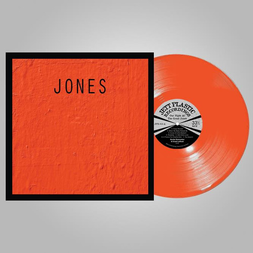 Our Night at the Great Jones: Live at Blackbeard's (Vinyl) (Limited Edition)