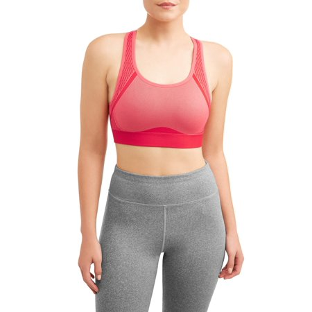 Women's Medium Impact Seamless Molded Cup Sports