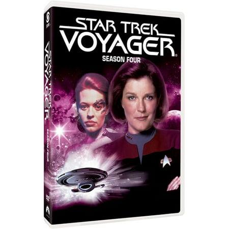 Star Trek Voyager: Season Four (DVD) (Star Trek Voyager Uniform Colors)