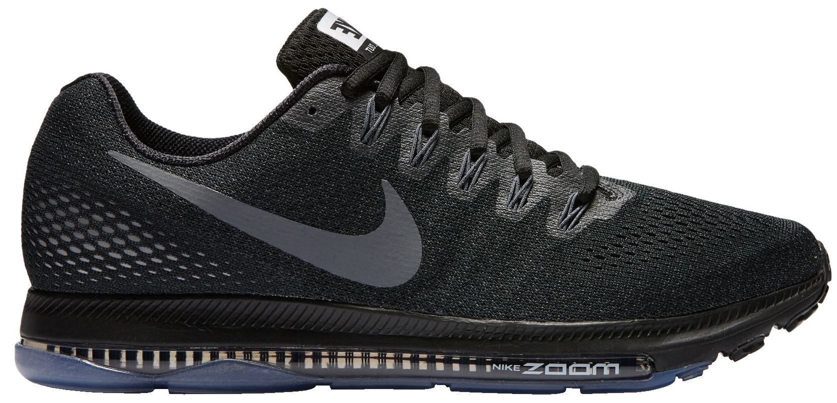 Nike Men's Zoom All Out Low Running Shoes - Black - 11.0
