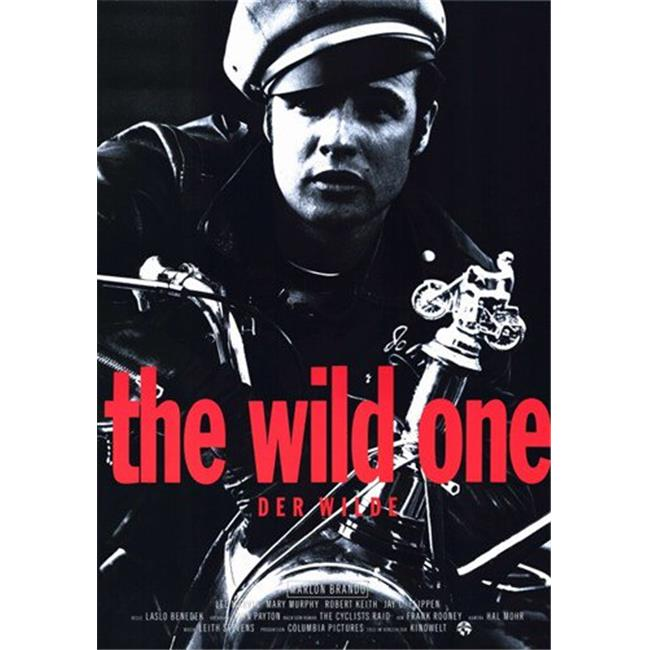 Posterazzi MOV283904 The Wild One Movie Poster - 11 x 17 in. - image 1 of 1