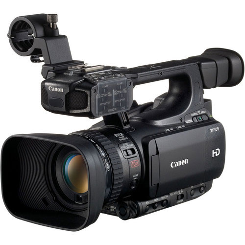 Canon XF105 HD Camcorder by Canon