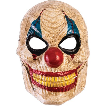Moving Jaw Clown Mask Halloween Costume Accessory - Jaw Mask