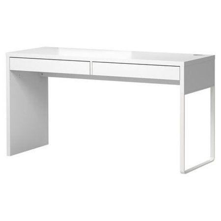 Ikea Computer Desk Workstation, White, MICKE - Cheap Fancy Dress Ideas Make Your Own