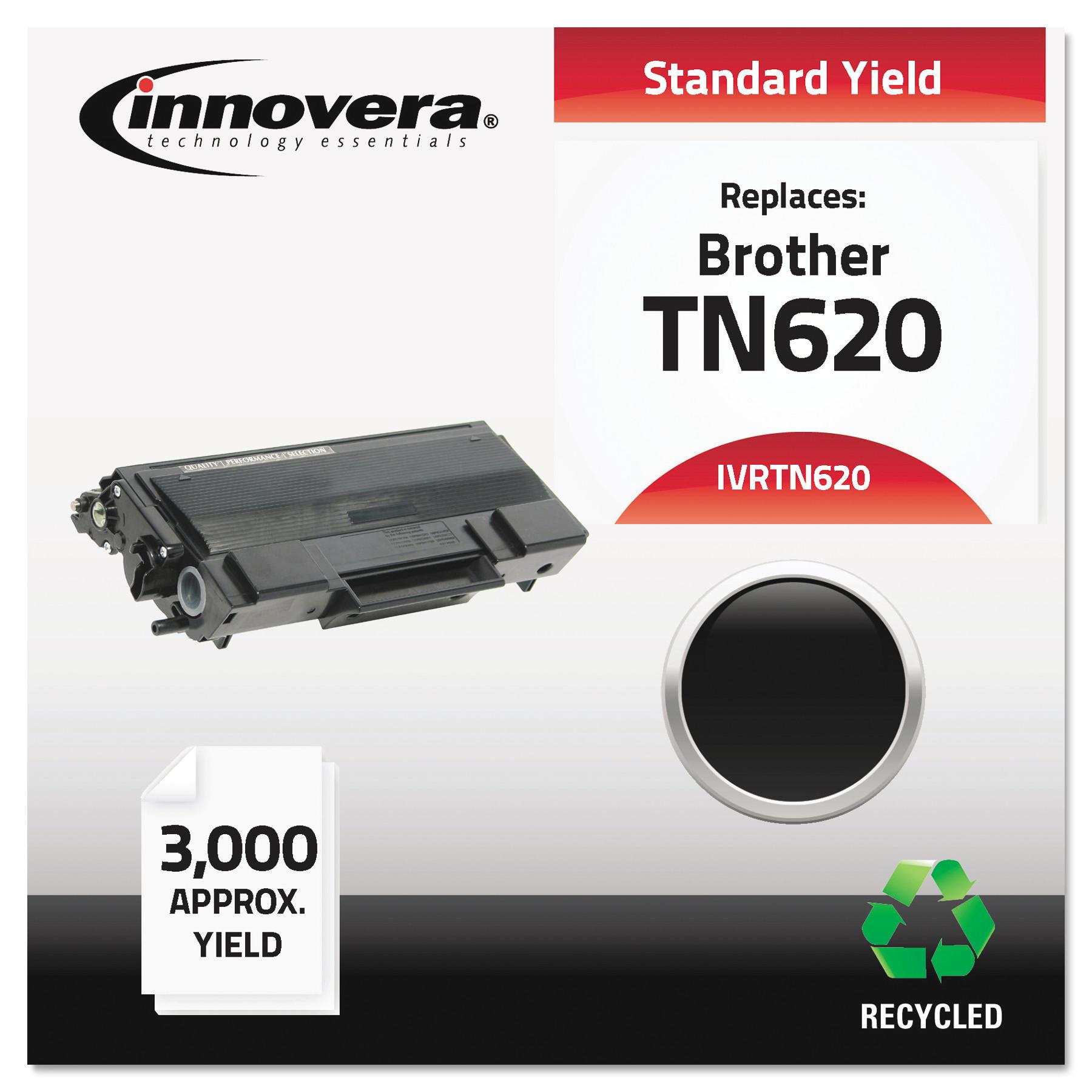 Innovera Remanufactured TN620 Toner, Black