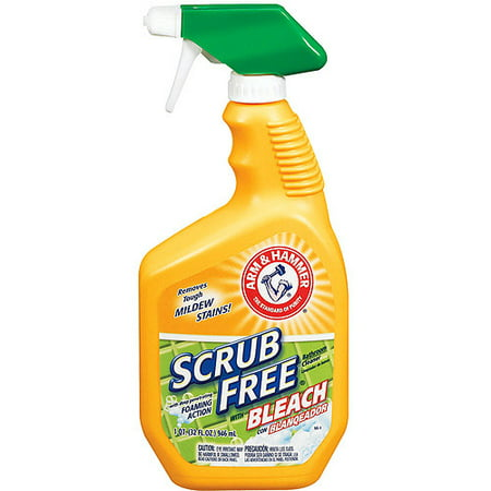 Scrub Free W Bleach Bathroom Cleaner 1 Qt